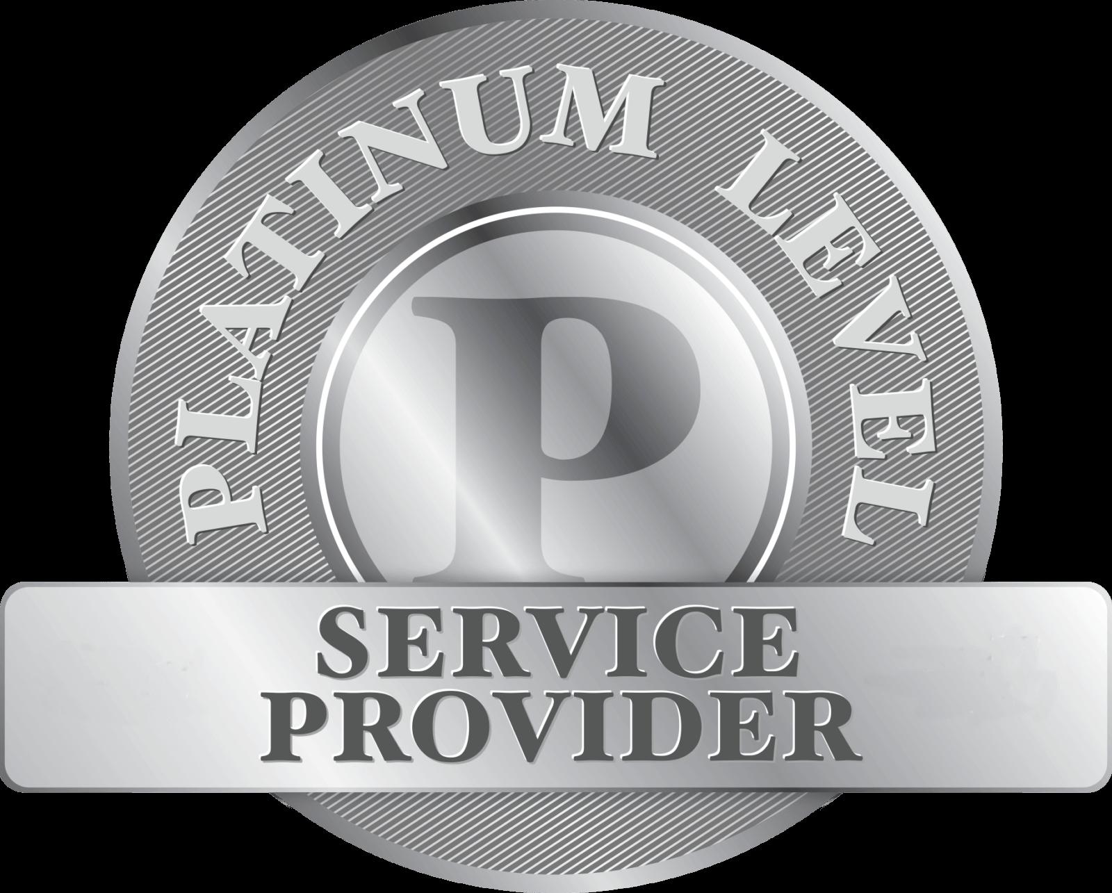 Sharp Platinum Service Provider