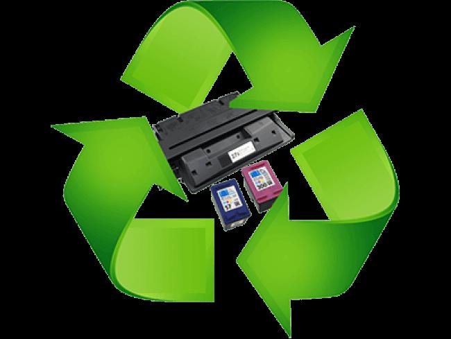 Fraser Green Toner Recycling Program